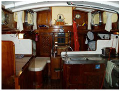 View of Galley