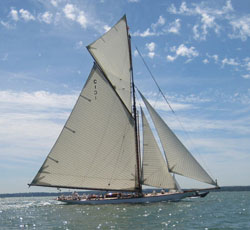 Mariquita in the Solent