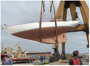 Rocqutte being launched after two year restoration
